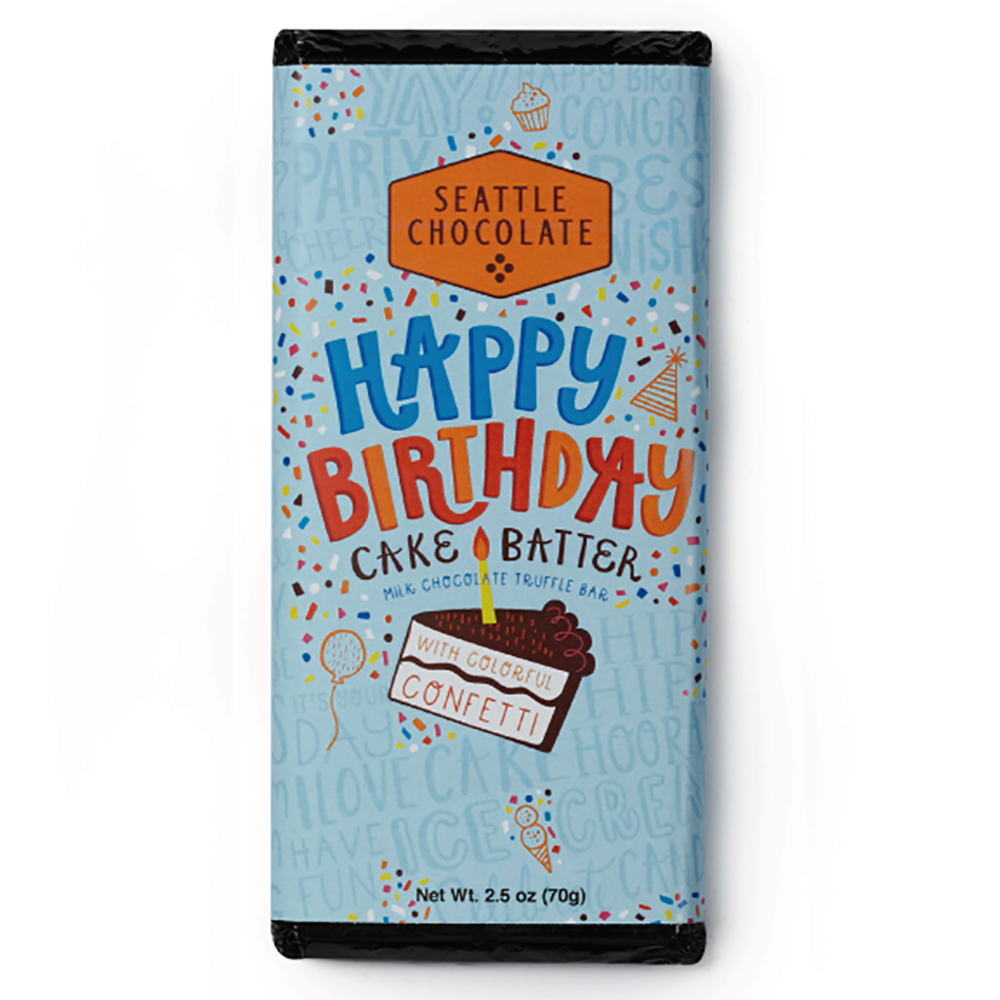 HAPPY BIRTHDAY CHOC BAR
