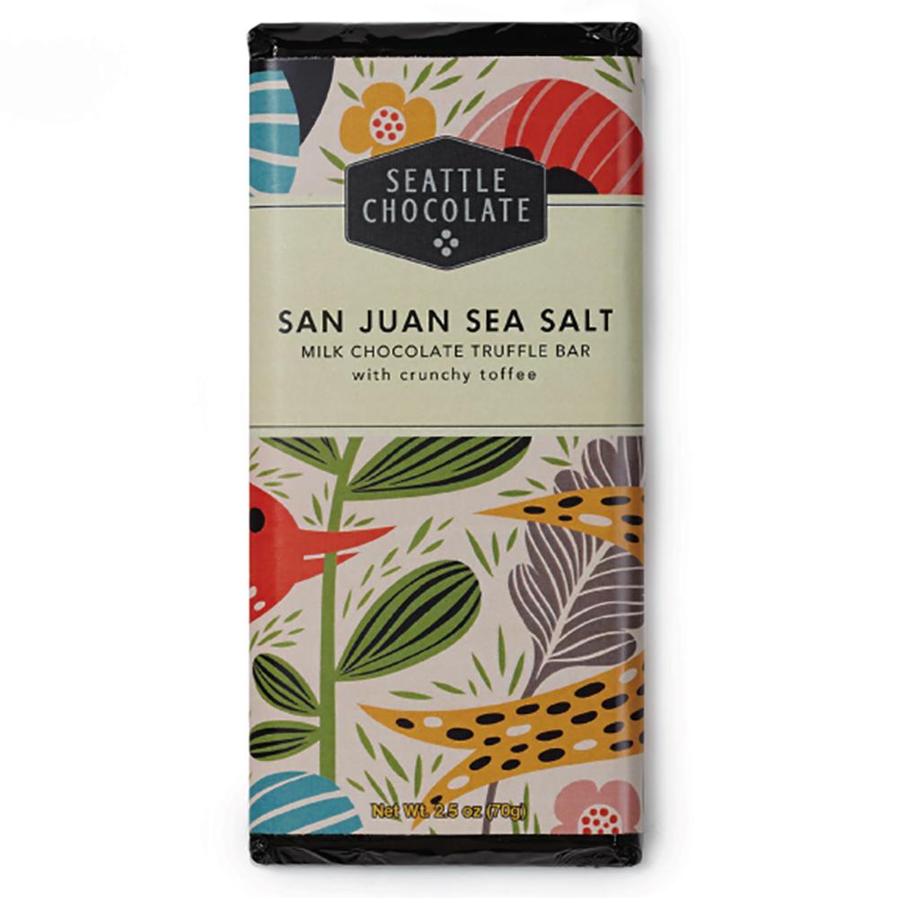 SAN JUAN SEA SALT CHOC BAR