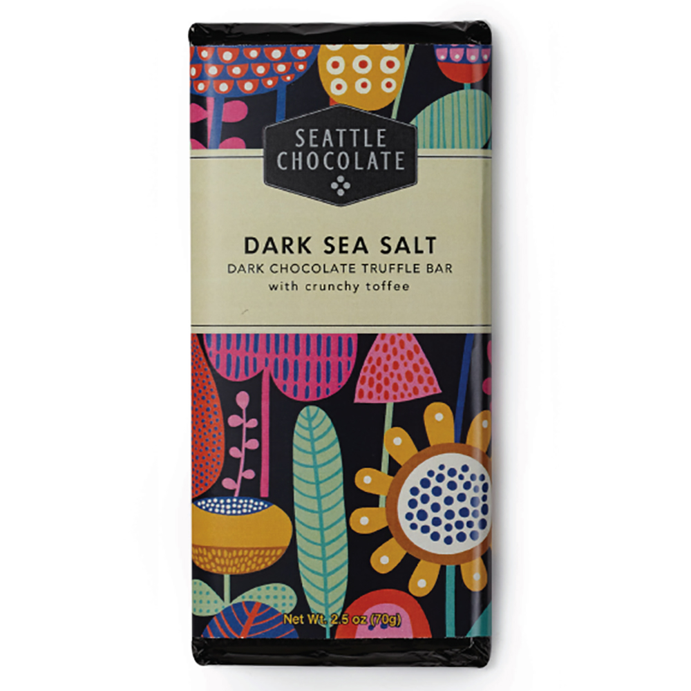 DARK CHOC SEA SALT BAR