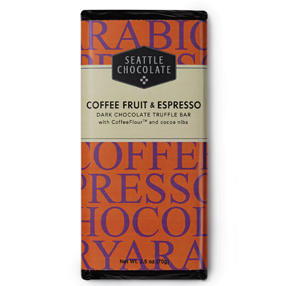 COFFEE FRUIT & ESPRESSO CHOC BAR