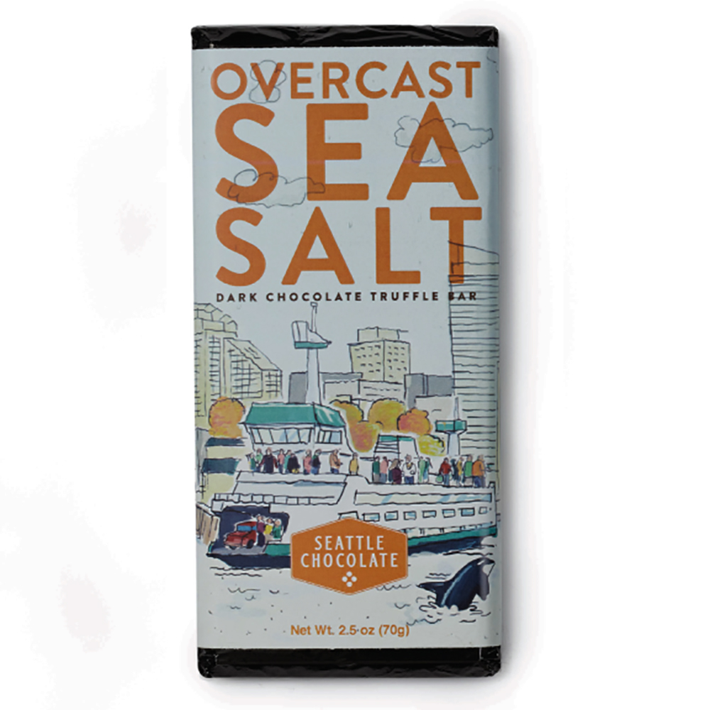 OVERCAST SEA SALT CHOC BAR
