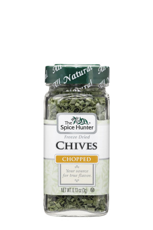 CHIVES CALIFORNIA FREEZE DRIED