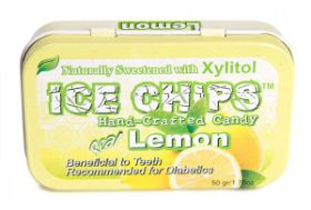 LEMON ICE CHIPS CANDY