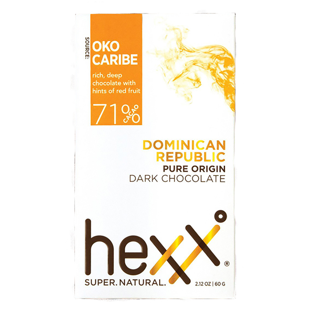 DOMINICAN REPUBLIC ORIGIN 71% BAR