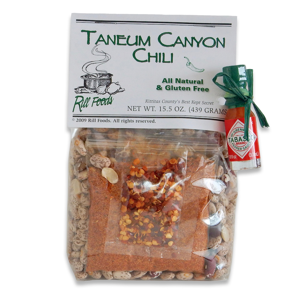 TANEUM CANYON CHILI NW SOUP MIX