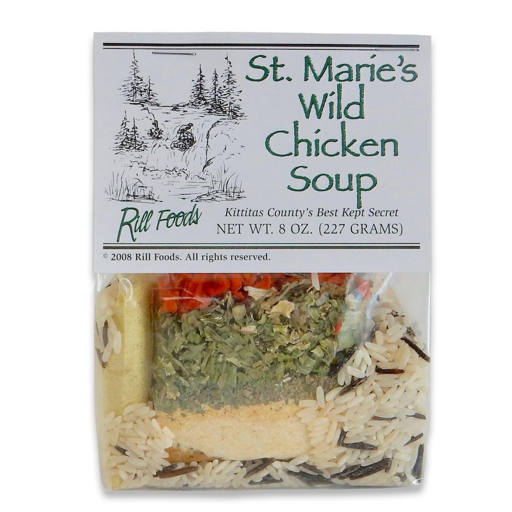 WILD RICE & CHICKEN SOUP MIX