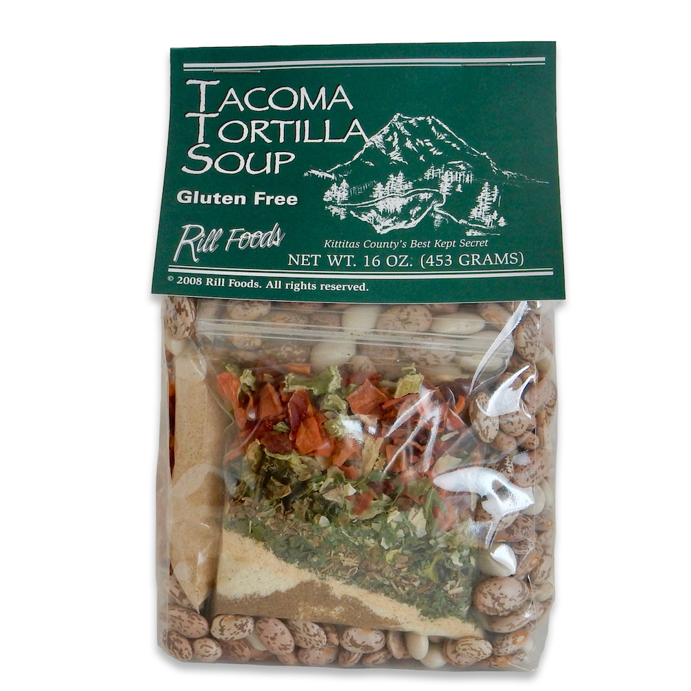 TACOMA TORTILLA BEAN SOUP MIX