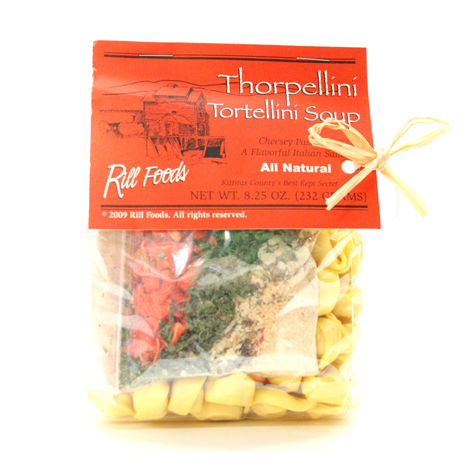 THORPELLINI TORTELLINI SOUP MIX
