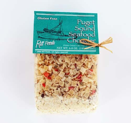 PUGET SOUND SEAFOOD CHOWDER MIX
