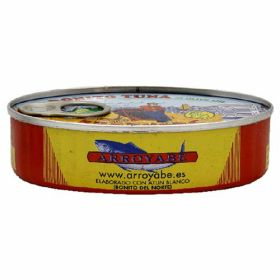 BONITO TUN IN OIL ROUND TIN