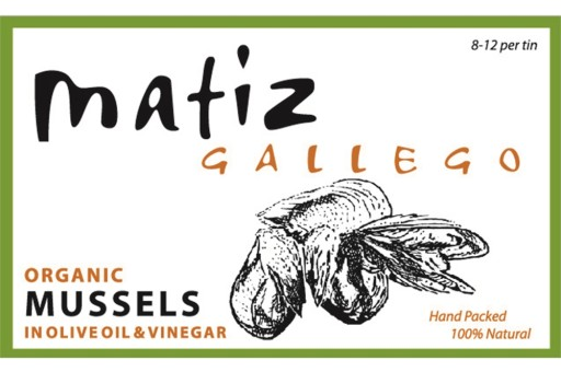MUSSELS IN OLIVE OIL ORGANIC