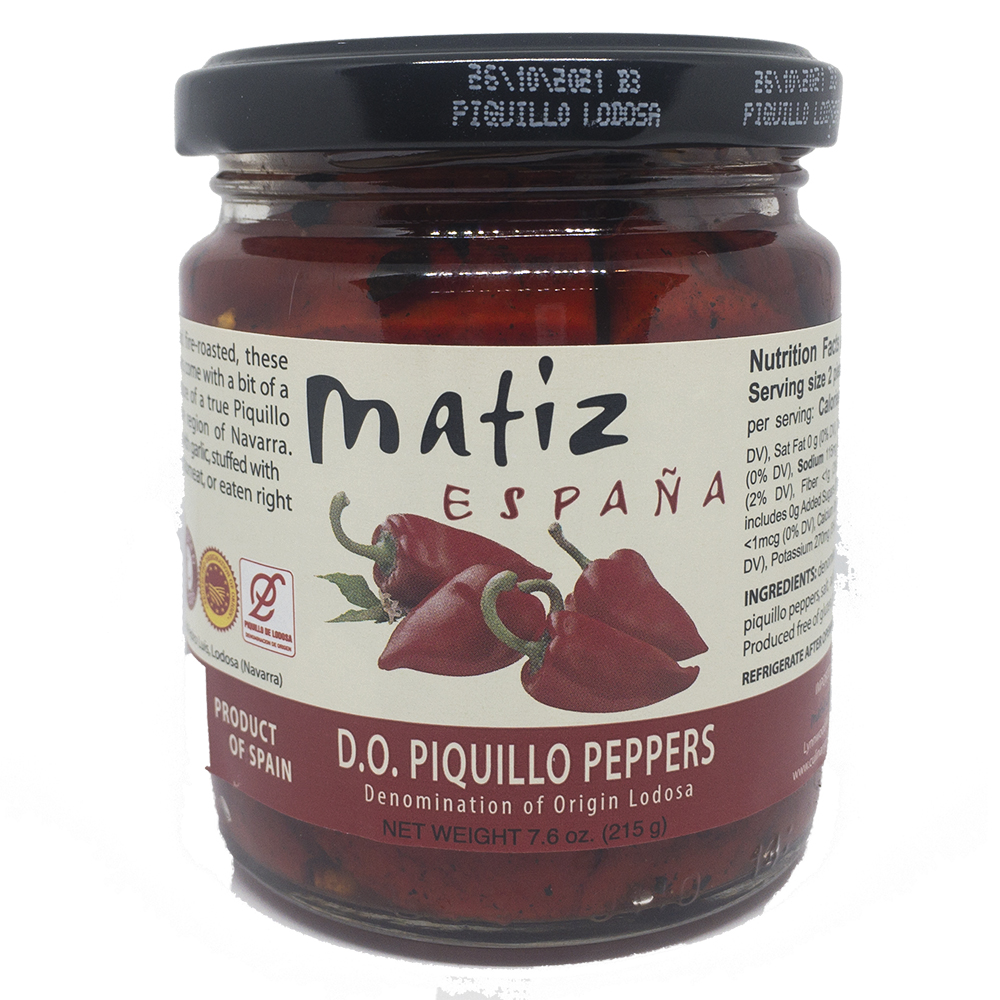 PIQUILLO PEPPERS D.O.