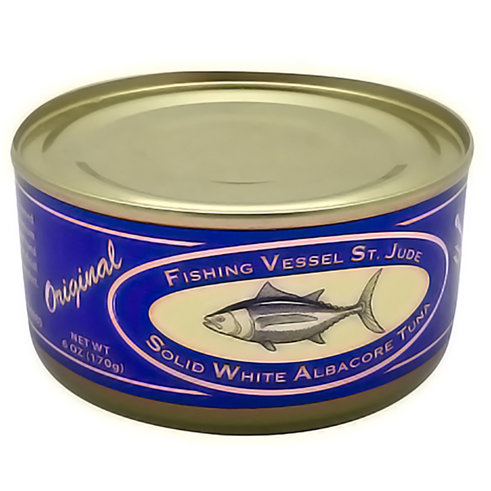 ORIGINAL CANNED ALBACORE TUNA