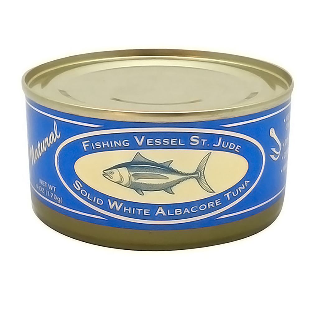 NATURAL CANNED ALBACORE TUNA