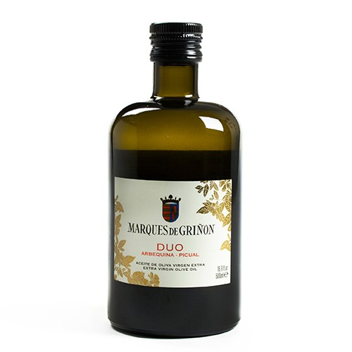 DUO ARBEQUINA & PICAL XV OLIVE OIL