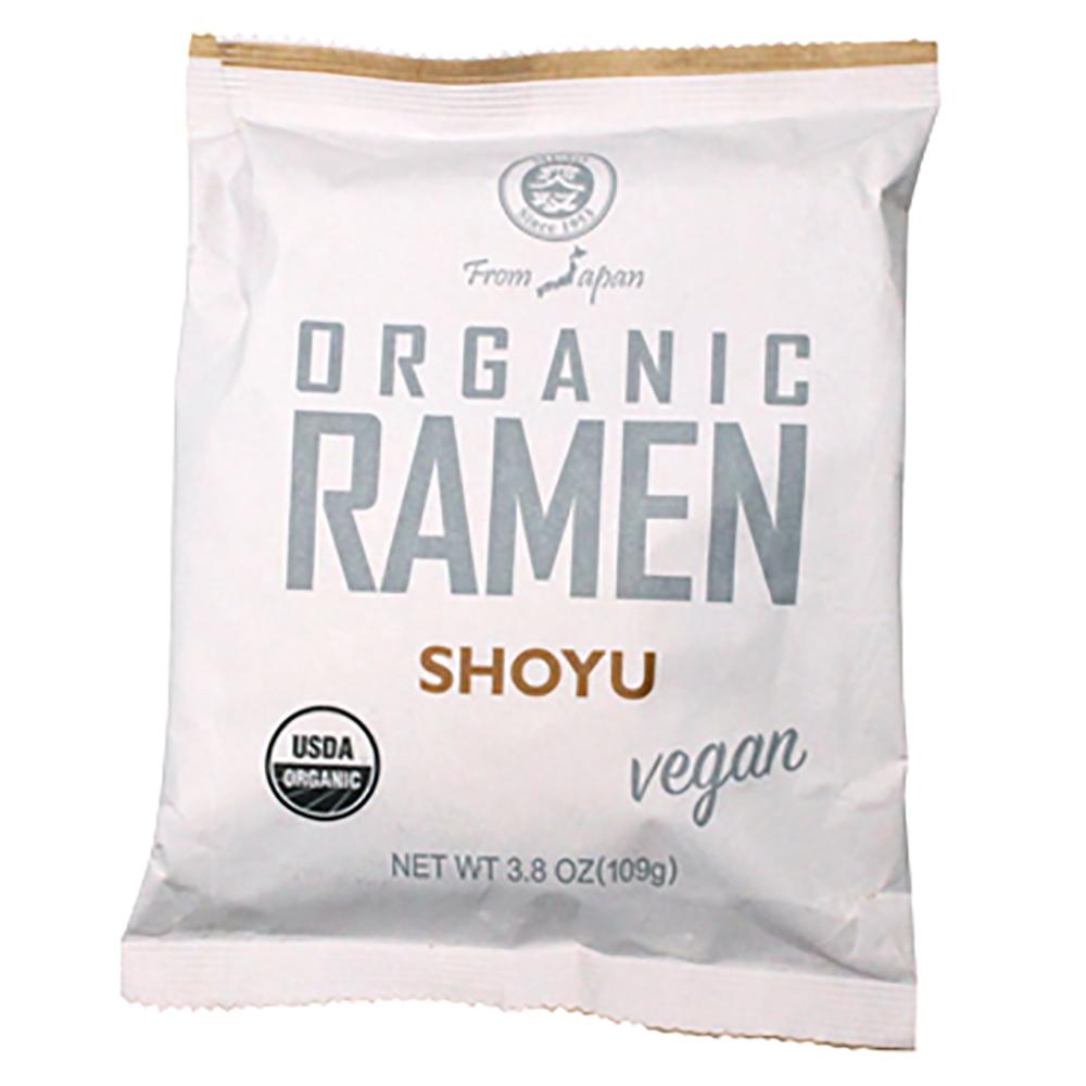 ORGANIC RAMEN SHOY NOODLES