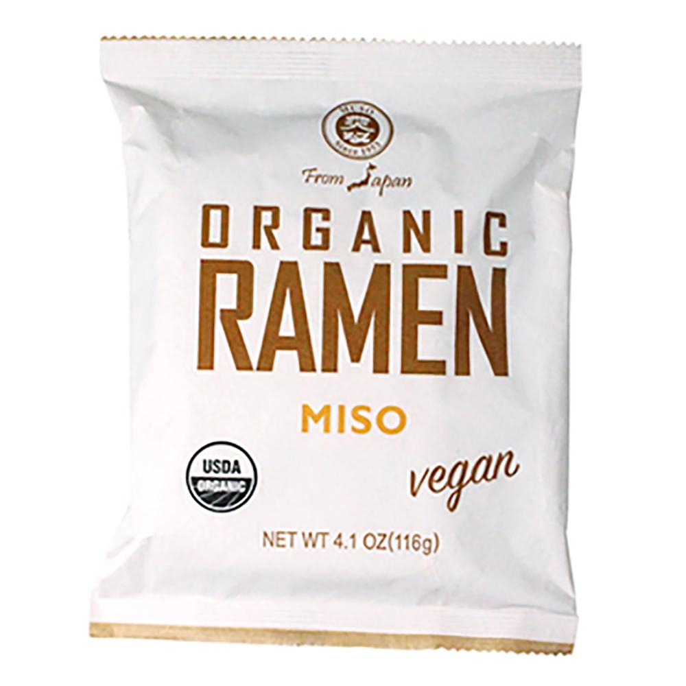 ORGANIC RAMEN MISO NOODLES