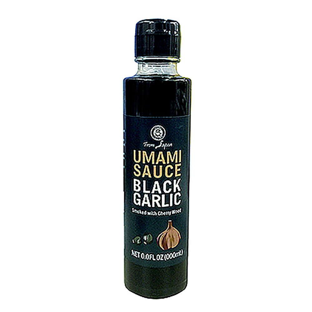 UMAMI BLACK GARLIC SAUCE