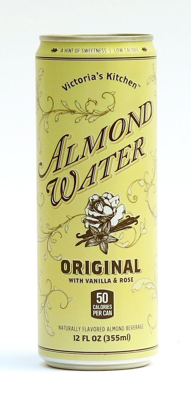 ALMOND WATER CAN