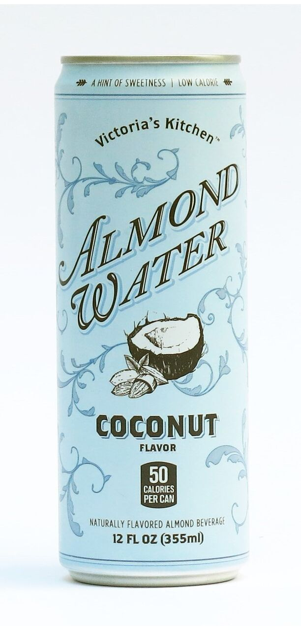 COCONUT ALMOND WATER CAN