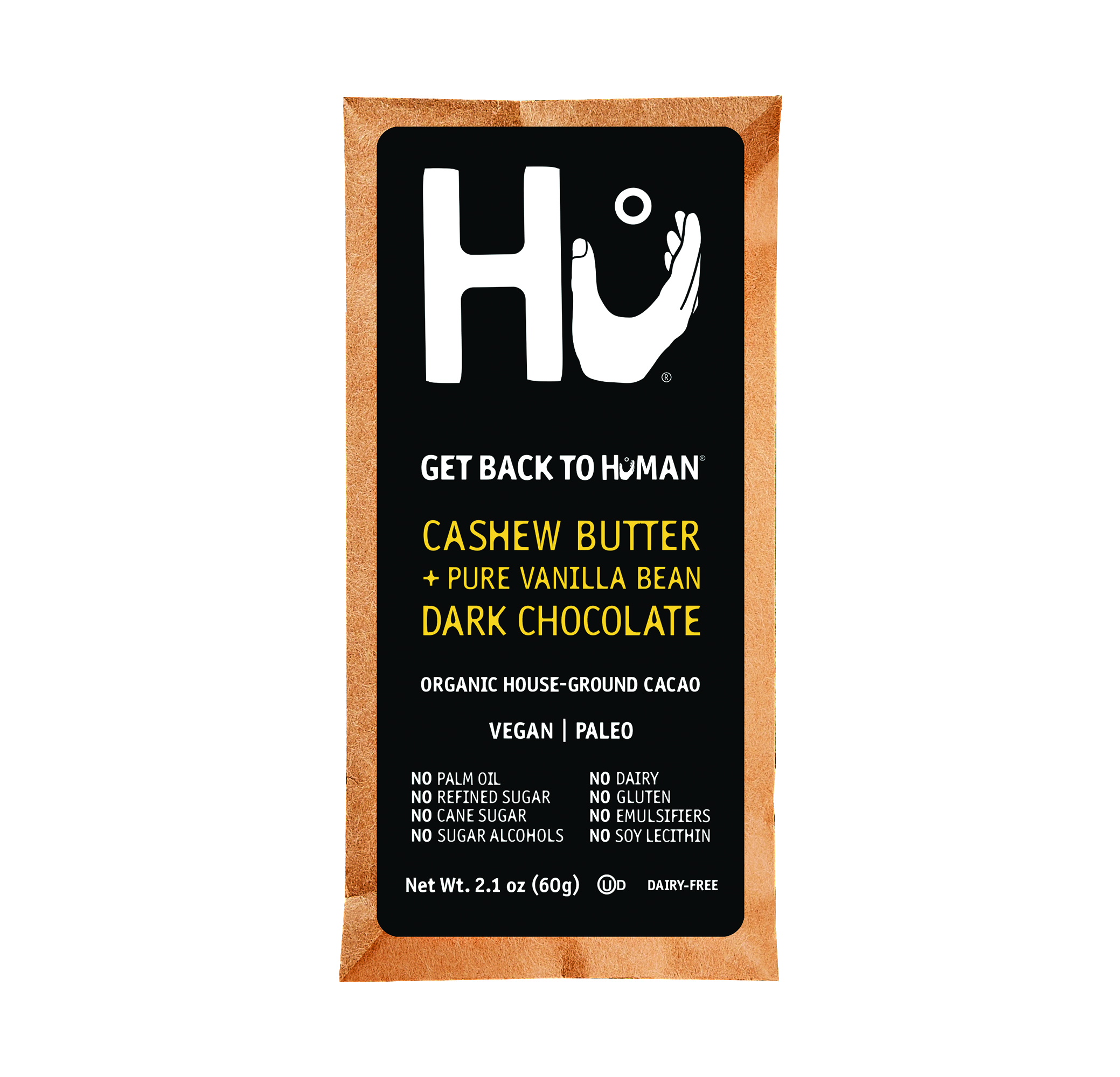 CASHEW BUTTER VANILLA FILL DARK BAR
