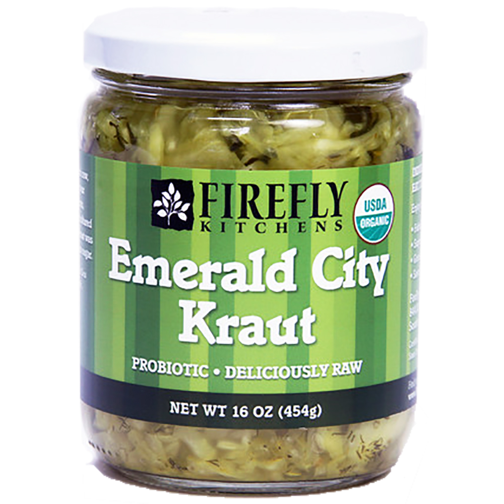 EMERALD CITY SAUERKRAUT