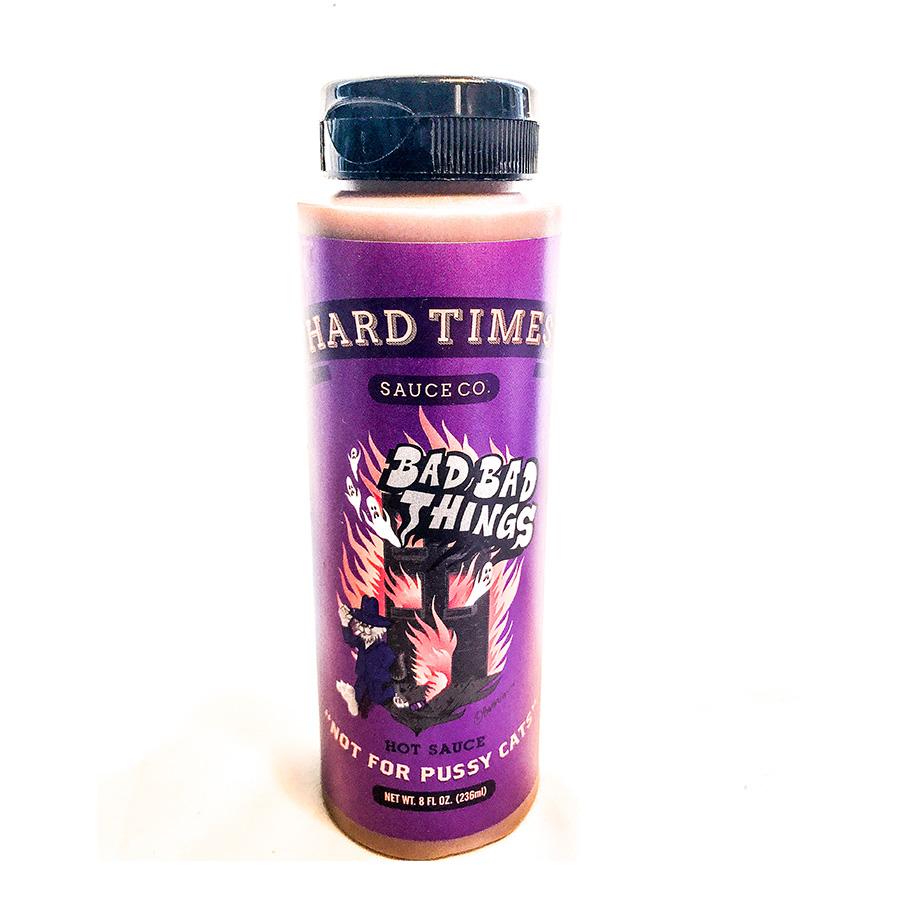 BAD BAD THINGS EXTRA HOT SAUCE