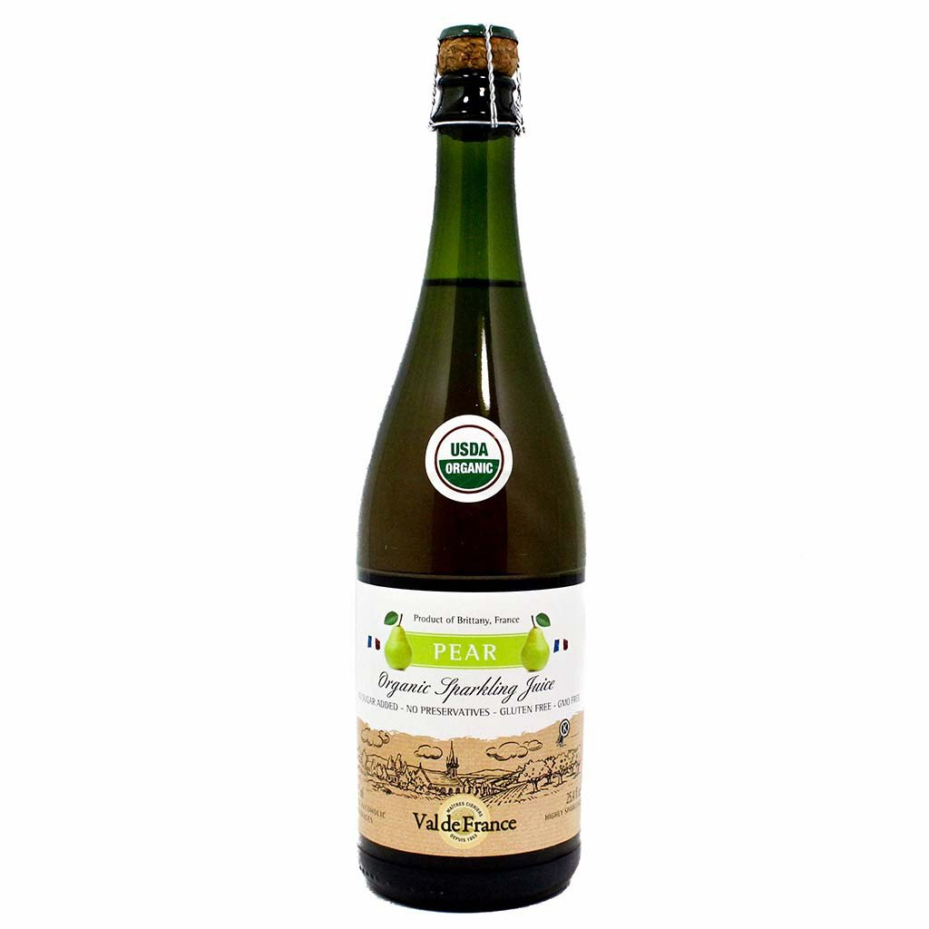 SPARKLING PEAR JUICE-ORGANIC