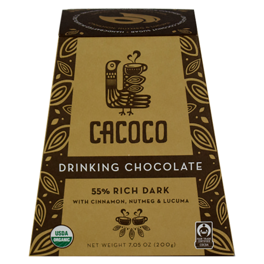 55% RICH DARK DRINKING CHOCOLATE