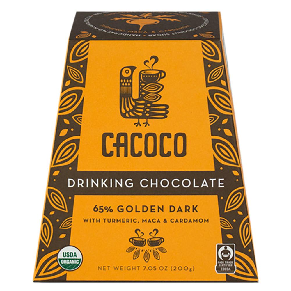 65% GOLDEN DARK DRINKING CHOCOLATE
