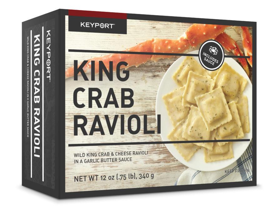 KING CRAB RAVIOLI