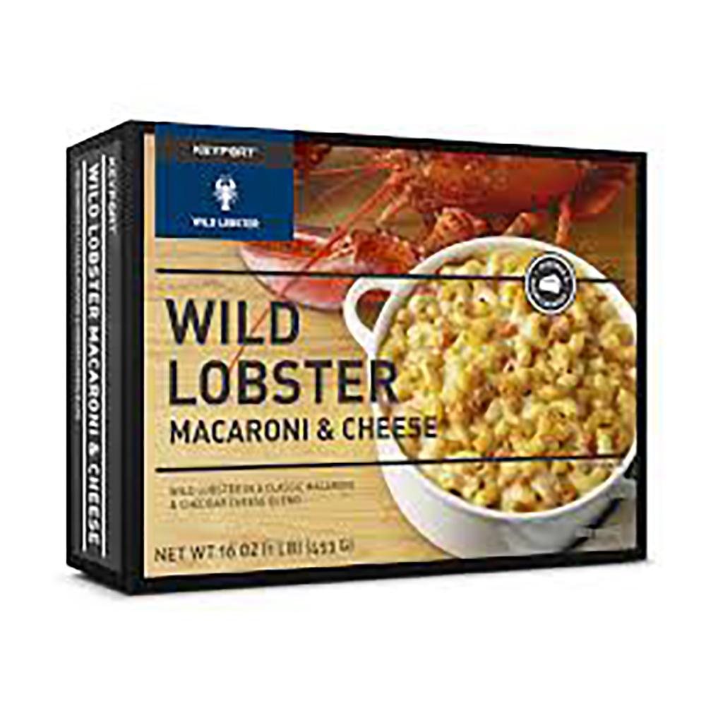 WILD LOBSTER MAC & CHEESE