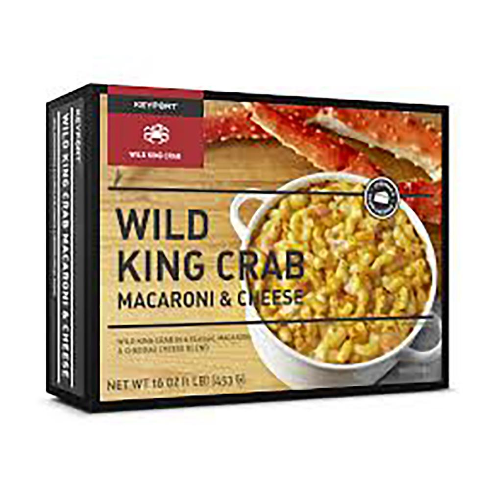 WILD KING CRAB MAC & CHEESE