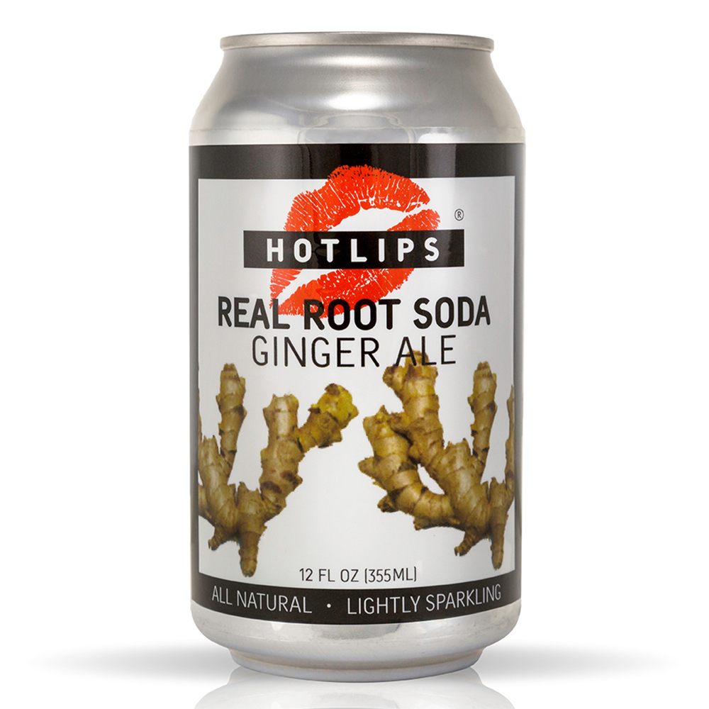CAN SODA GINGER