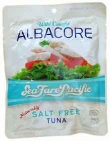 NO SALT ALBACORE TUNA