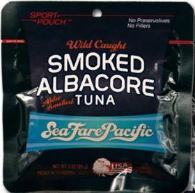 ALBACORE TUNA SMOKED