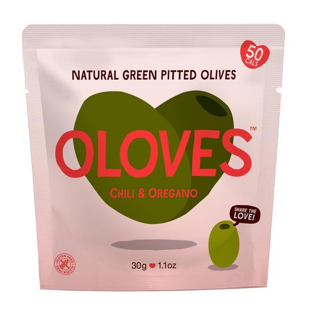 CHILI & OREGANO OLIVES