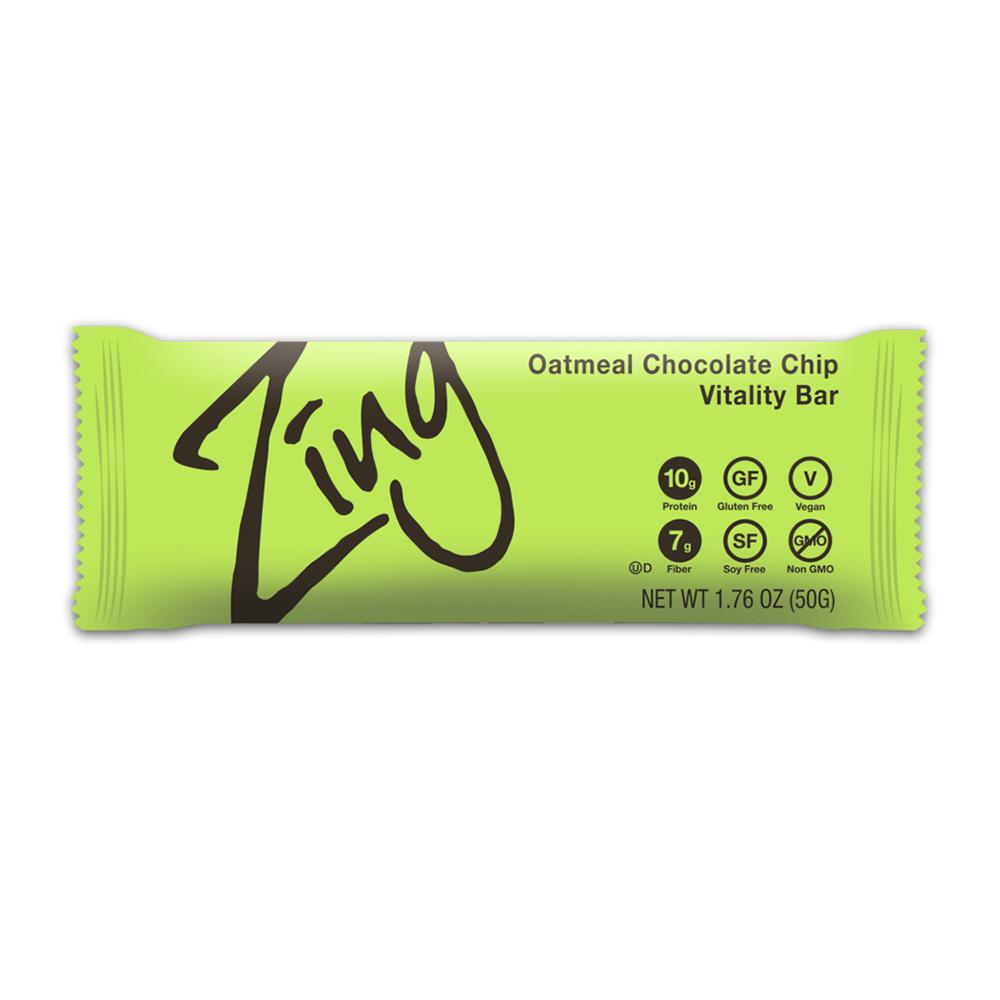 OATMEAL CHOCOLATE CHIP BAR (V)