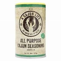 SEASONING ALL PURPOSE CAJUN