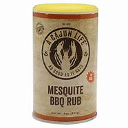 SEASONING MESQUITE BBQ