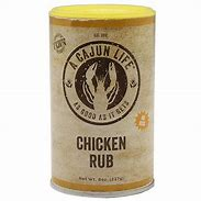 RUB CHICKEN