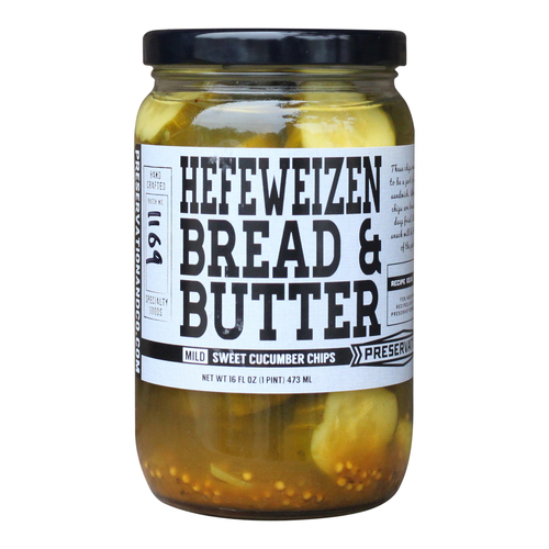 HEFEWEIZEN BREAD & BUTTER CHIPS