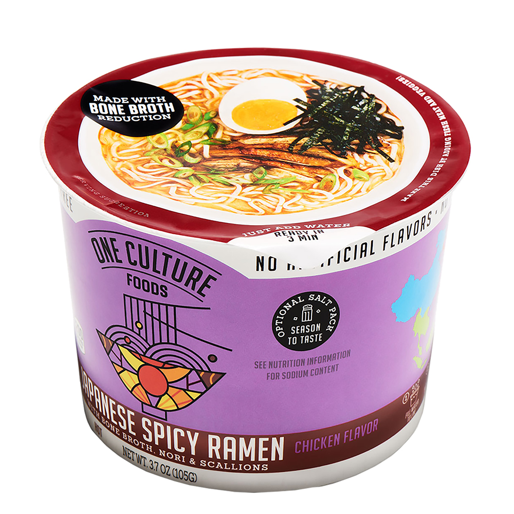 JAPANESE SPICY RAMEN SOUP