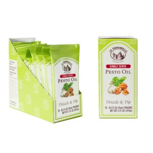 POUCH PESTO OIL