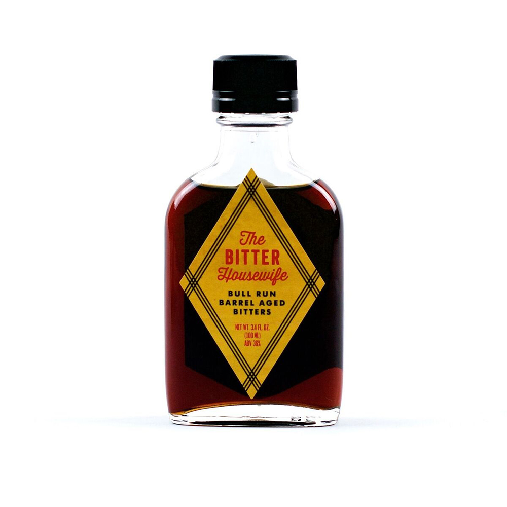 BULL RUN BARREL AGED BITTERS