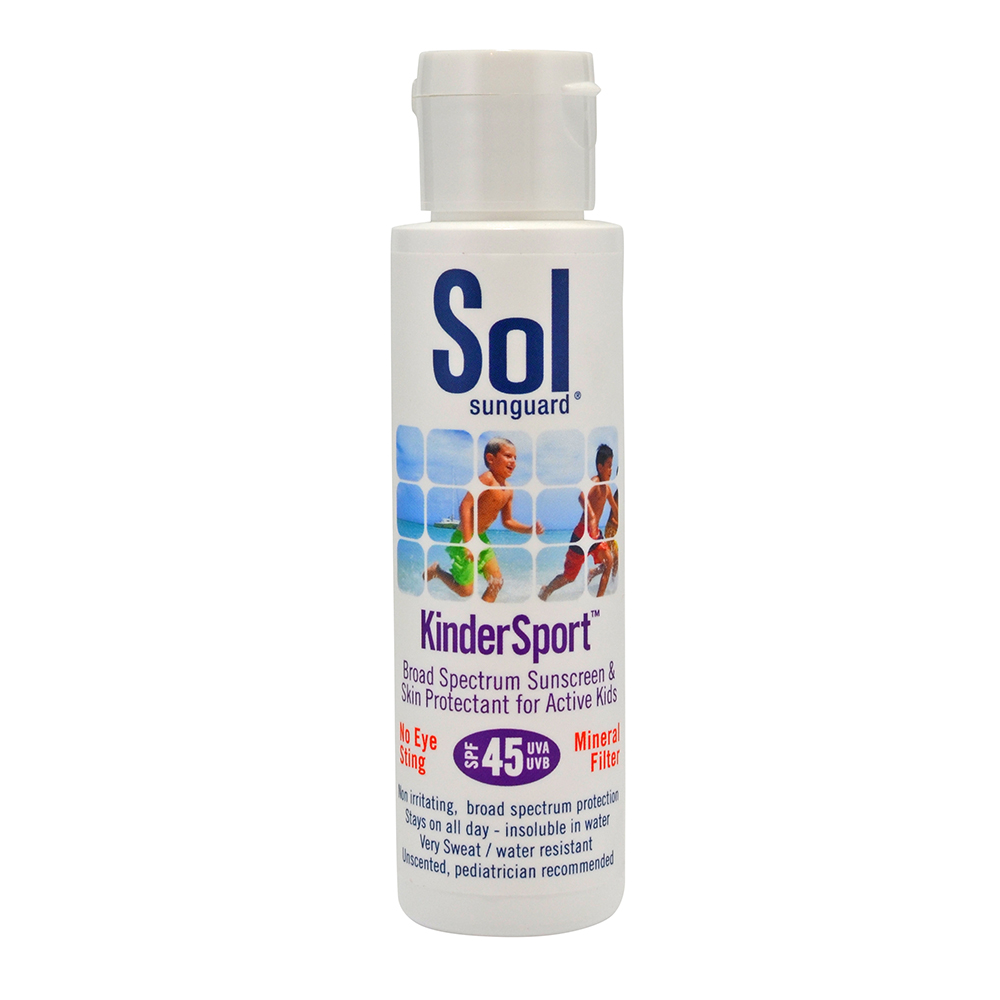 SUNSCREEN SPF45 KINDERSPORT