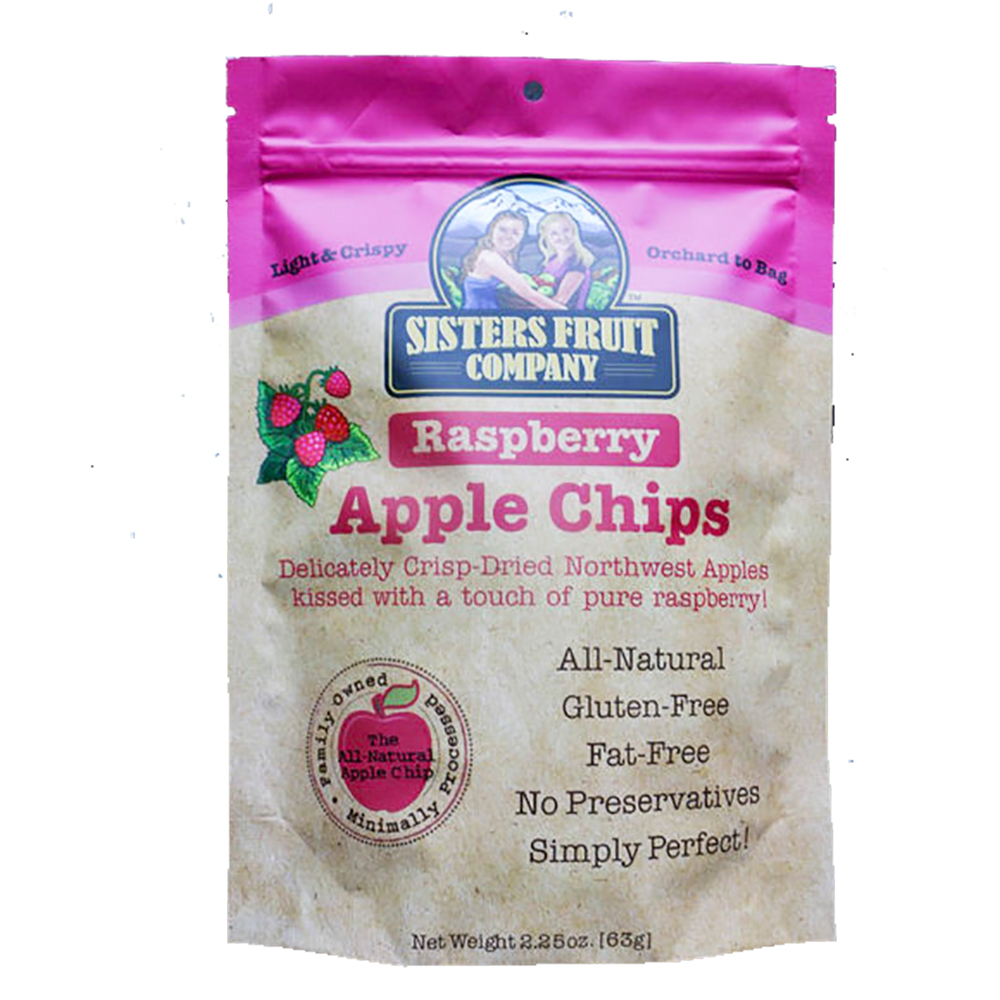 RASPBERRY APPLE CHIPS