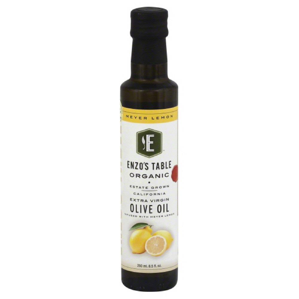 XV MEYER LEMON OLIVE OIL