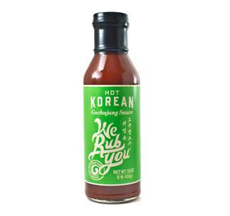GOCHUJANG KOREAN HOT SAUCE