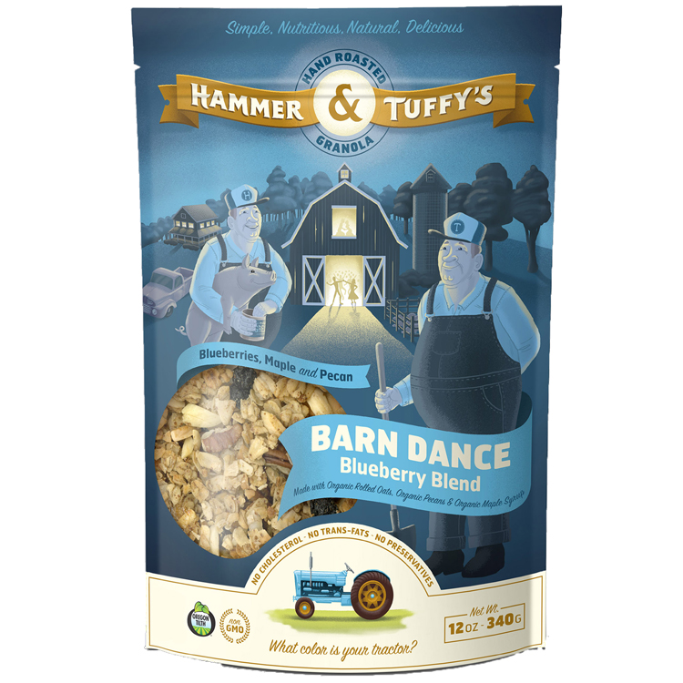 BARN DANCE BLUEBERRY GRANOLA